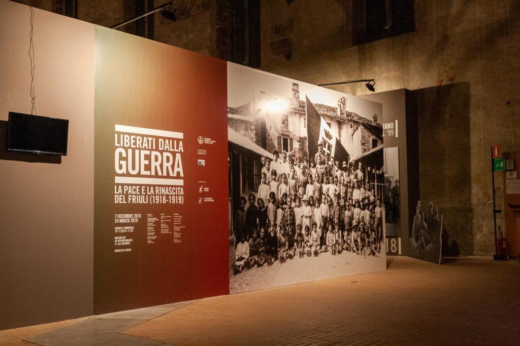 Liberati dalla guerra. La pace e la rinascita del Friuli (1918 – 1919)