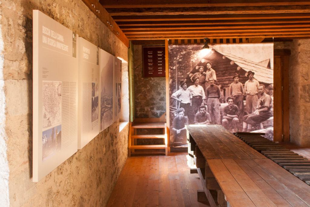 Museo del legno e della segheria veneziana di Aplis