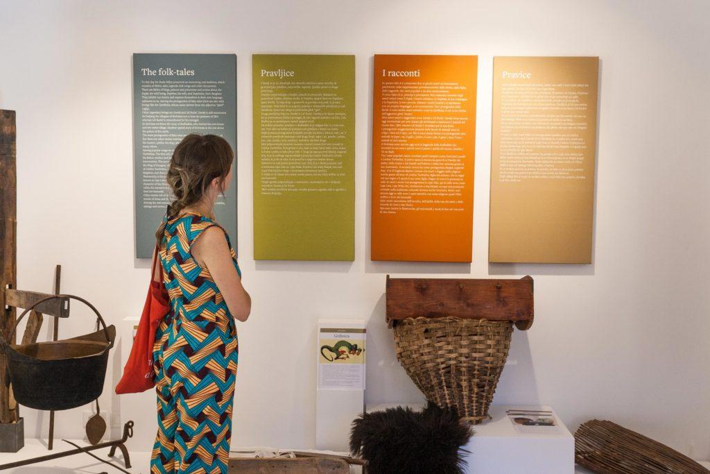 Museo della gente della Val Resia