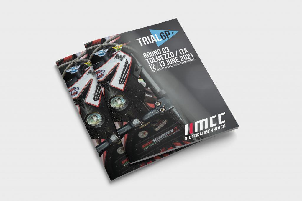 Motoclub Carnico – Trial GP brochure